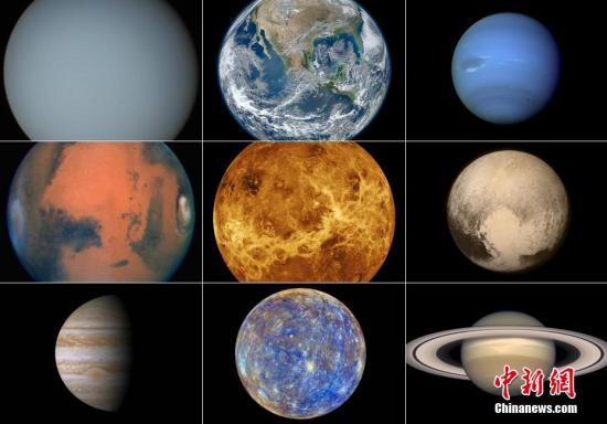 """科学家发现""""超级地球"""":太阳系邻居 质量超地球3倍"""