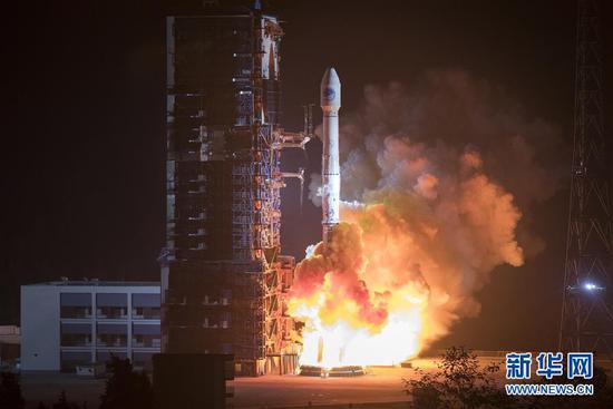 美媒:中国正在打造与美国GPS匹敌的对手!