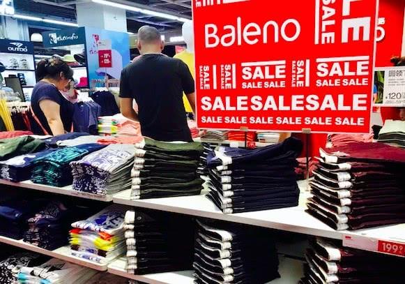班尼路咸鱼翻身中期业绩上涨17.6%,计划增加开店数量
