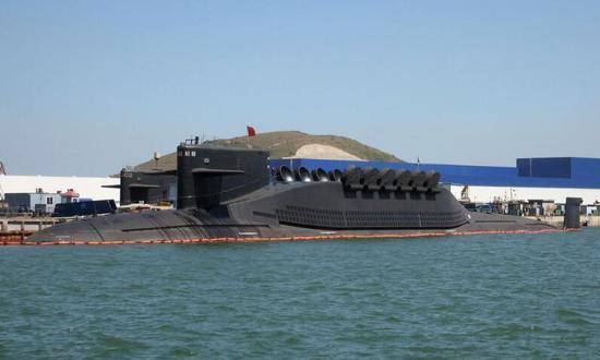 美媒:中国正造更多弹道导弹核潜艇 超出西方预估