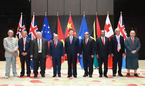 时政新闻眼 | 见到习近平,巴新总理三次用这个词描述两国关系