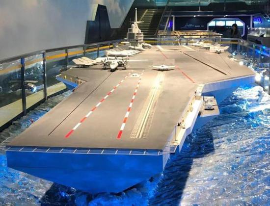 官媒确认中国第三艘航母研制:已在船台有序建造