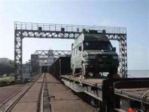 驻广铁军代处协调开通5条超限运输线路