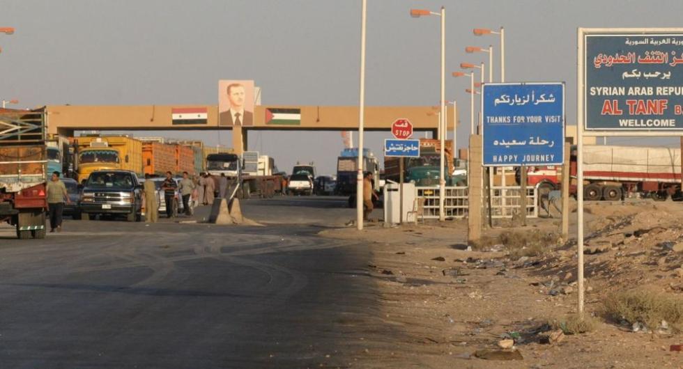 约4000名恐怖分子聚集伊叙边境 试图进入伊拉克