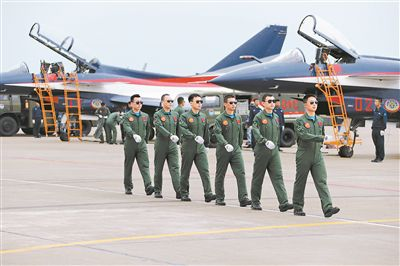 第十二届中国国际航空航天博览会闭幕