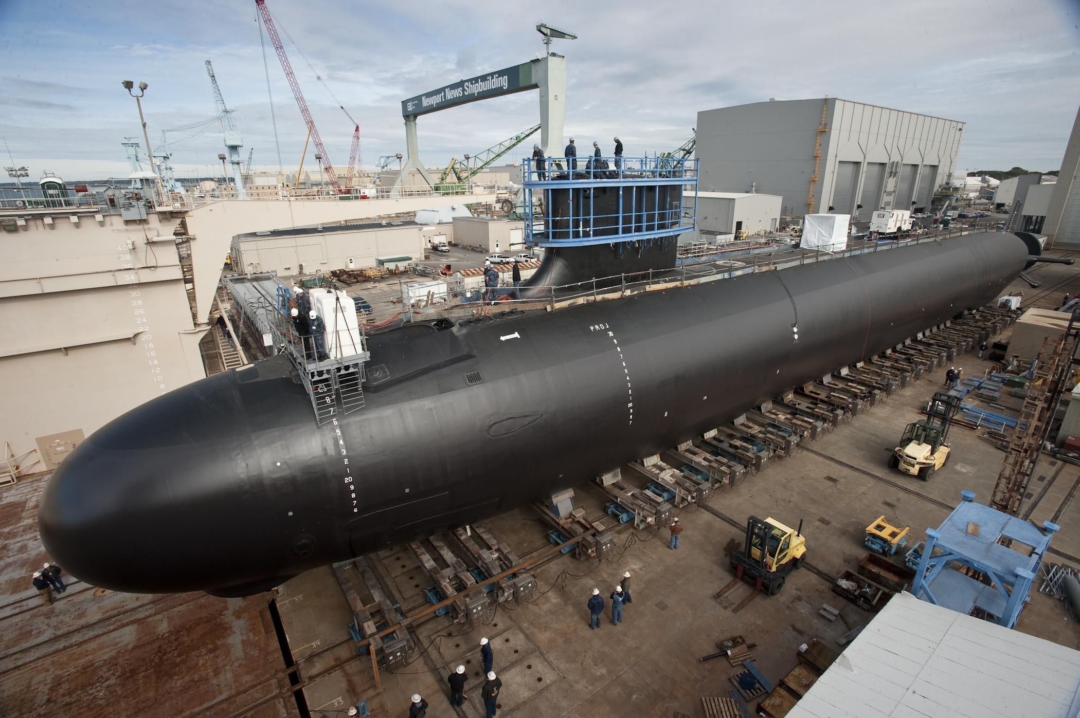 维护不力坑了美国核潜艇部队 每天白花20万美元