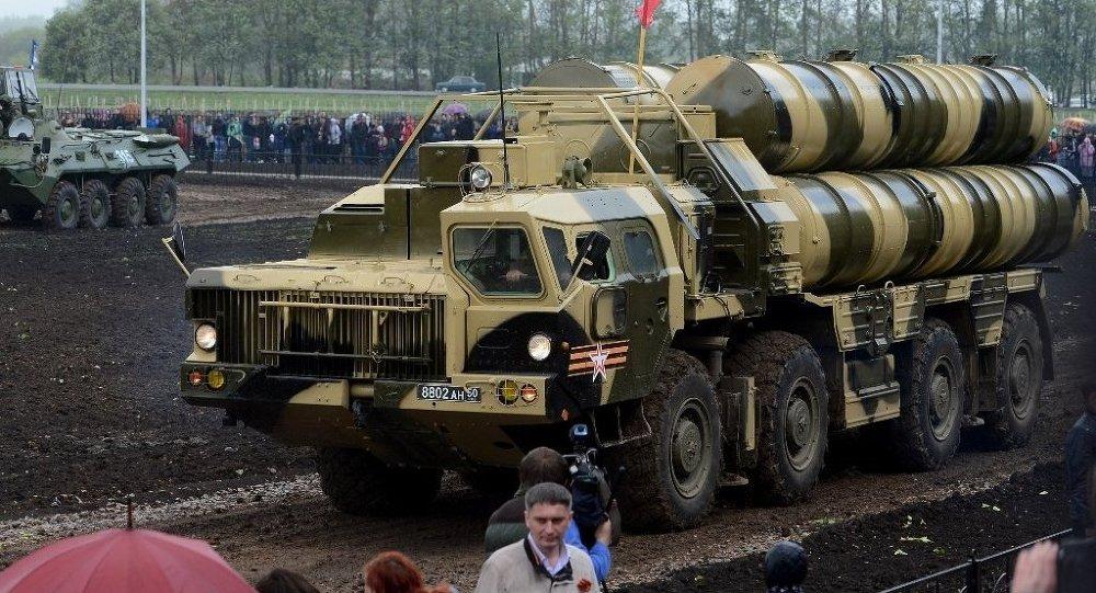 """俄媒:土耳其外长称购买S400是""""已经决定的事"""""""