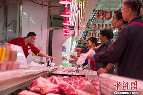 中国20省份发生非洲猪瘟疫情 累计扑杀生猪60万头