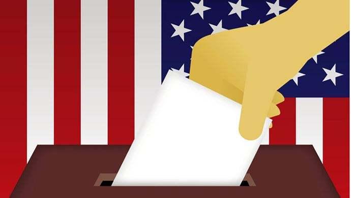 """美国中期选举""""靴子落地"""" 近距离看美国政治光谱渐变"""
