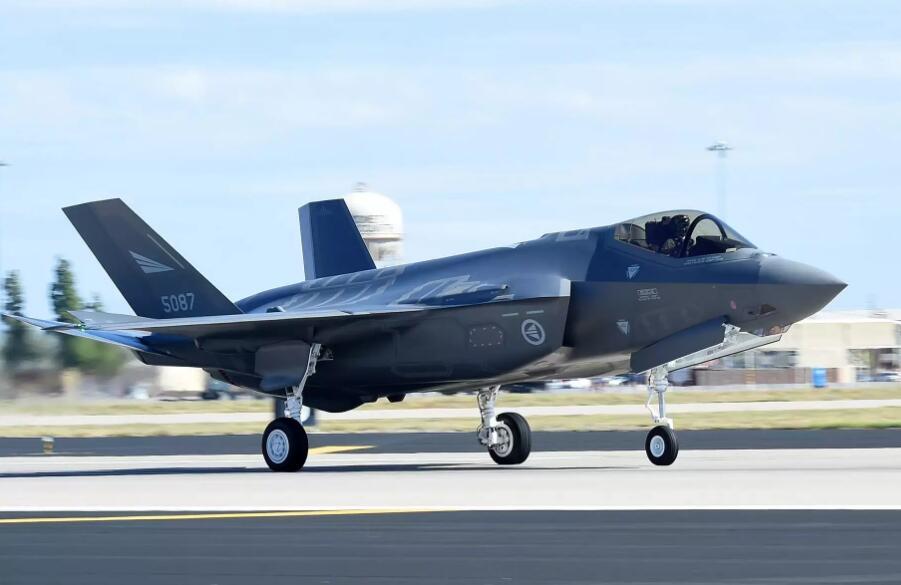 土耳其总统宣布将向美购买120架F-35隐形战机