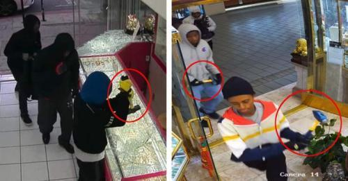 美国侨报:华人珠宝店连续被抢 疑似被团伙盯上