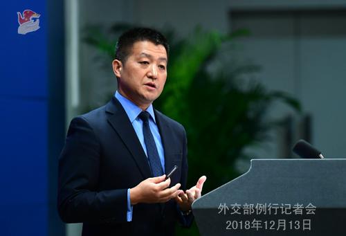 加拿大人在中国安全吗?外交部:老百姓心中有杆秤