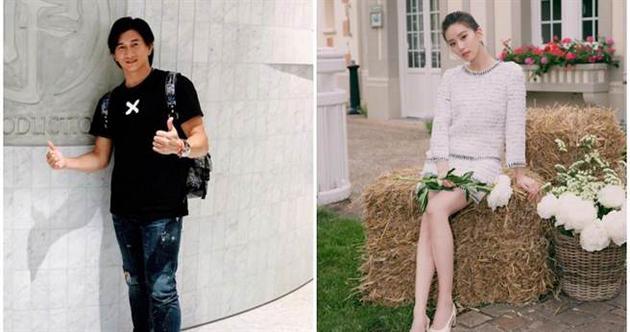 亲友爆料刘诗诗怀男宝五个月 48岁吴奇隆将当爸
