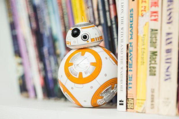 Sphero宣布停产BB-8和R2-D2等迪士尼特许经营玩具