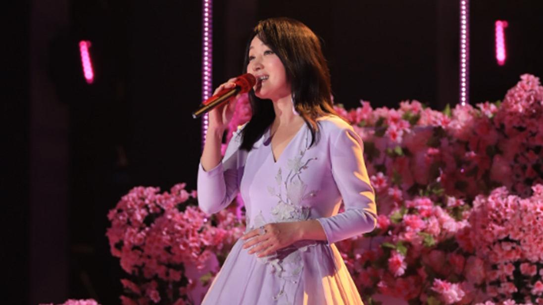 """甜歌天后楊鈺瑩參加廣東衛視《流淌的歌聲》稱自己也曾是""""外來妹"""""""