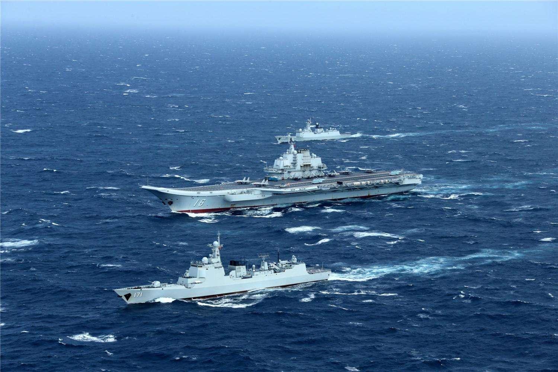 北部战区海军形成航母编队体系作战能力