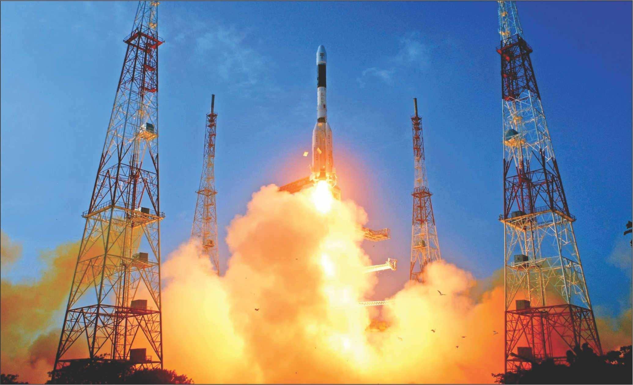 全球航天发射数重回百次时代