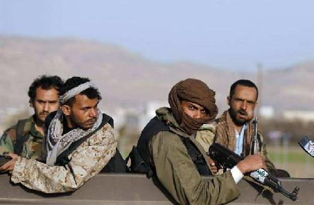 胡塞武装代表团在联合国特使陪同下启程前往瑞典