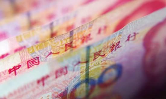 1% 人民币单周涨幅创44周纪录