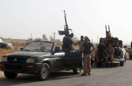 利比亚首都以东发生枪战致8人死亡