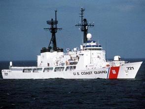 美国海岸警卫队拒绝在北极演习