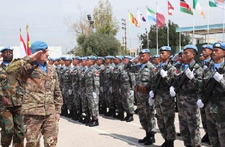 联黎部队证实黎巴嫩南部与以色列边境有4条地道