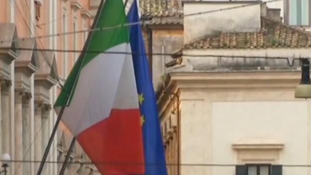 """意大利与欧盟""""预算之争""""尘埃落定"""