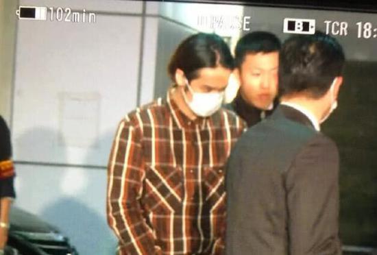 蒋劲夫被捕后作息规律三餐严控 拘留所至少待十天