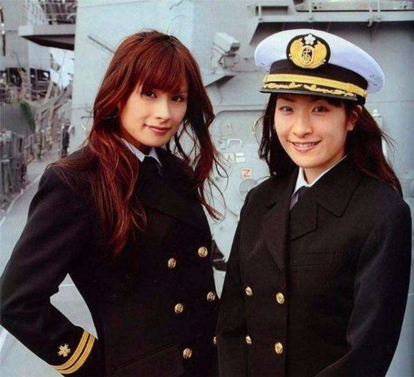 日本海自将录用女性潜艇艇员:每艘配备6人