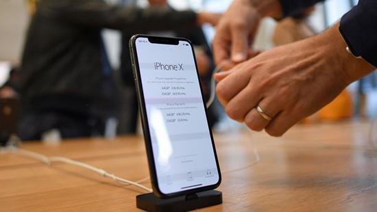 苹果已上诉,申请推翻老款iPhone中国销售禁令