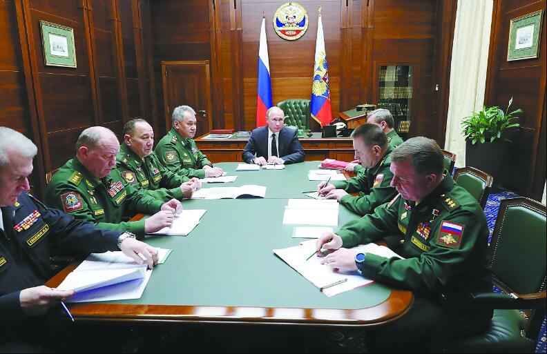 普京:美退中导条约将致极负面后果 俄将采取行动