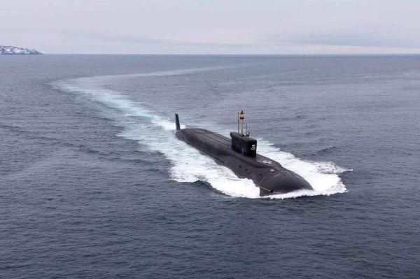 美媒盘点俄5型最致命潜艇:核常兼备