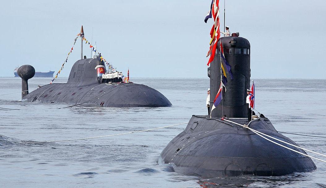 """俄""""哈士奇""""核潜艇或采用模块化 舱段可以变换"""