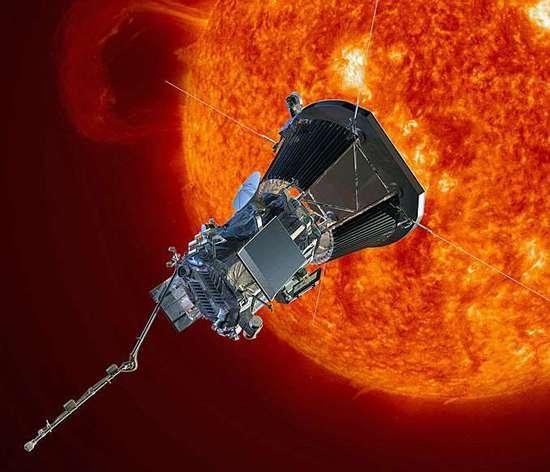 帕克探测器首次发回数据 第二次传输要等明年四月