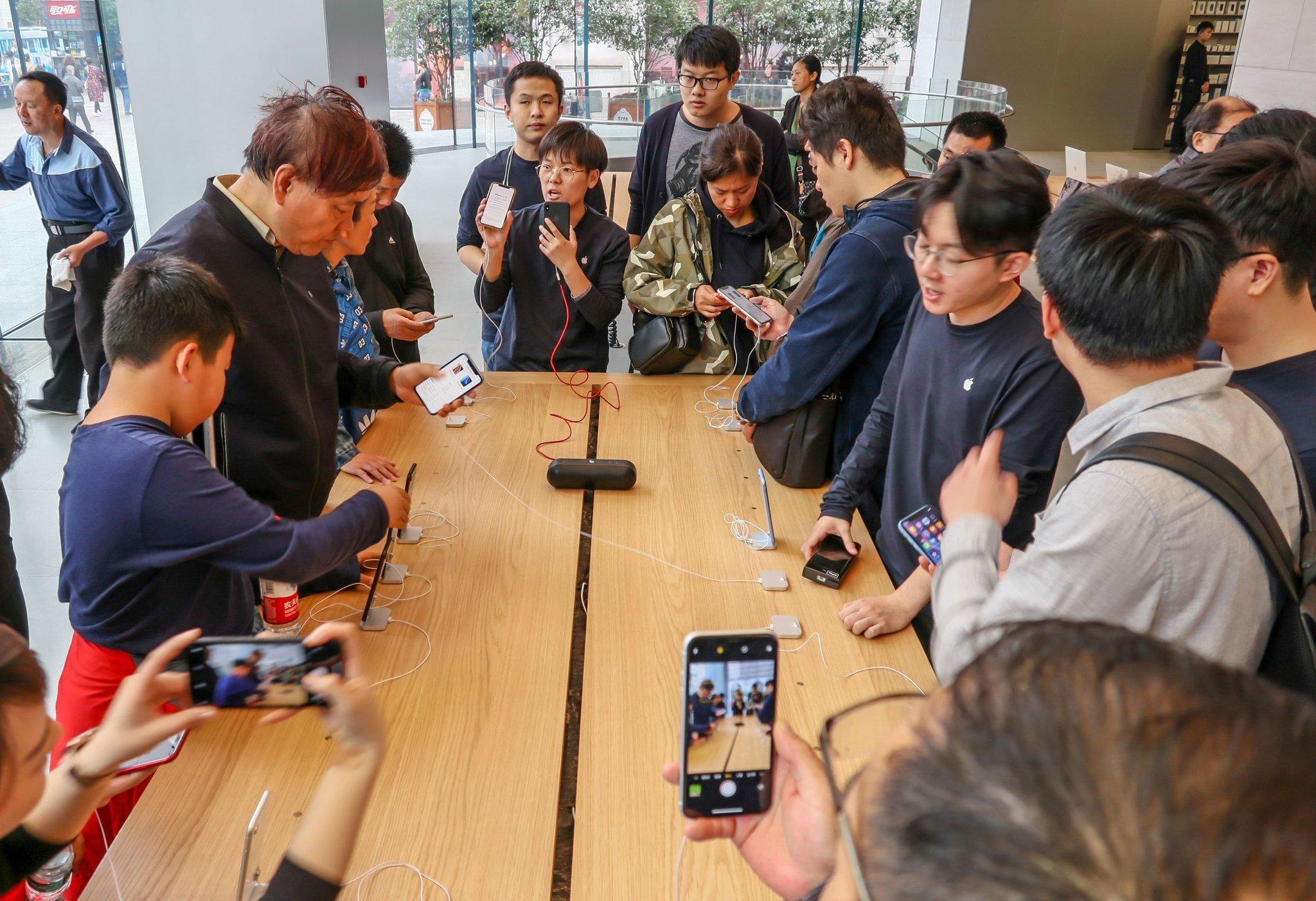 外媒看iPhone在华被禁售:针对iOS11 影响并不大