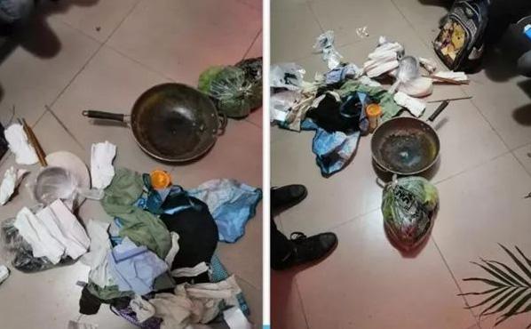 """泸州4名小学生逃课体验""""荒野求生"""":装备齐全,还背了个锅"""