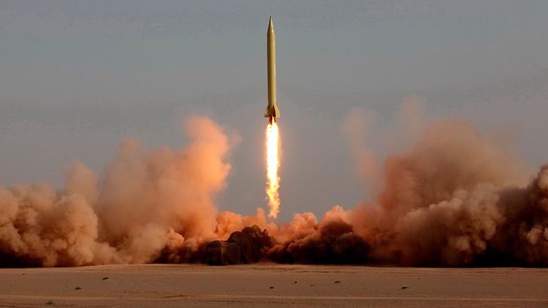 伊朗军方高官:伊朗有望增加弹道导弹射程