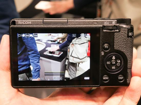 理光GR III真机公开亮相 售价达到六千元