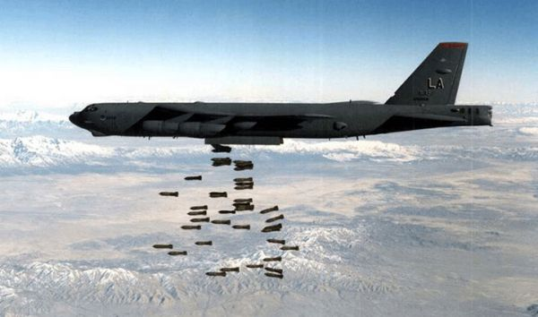 驻阿美军10个月投6000枚炸弹 塔利班仍在攻城略地