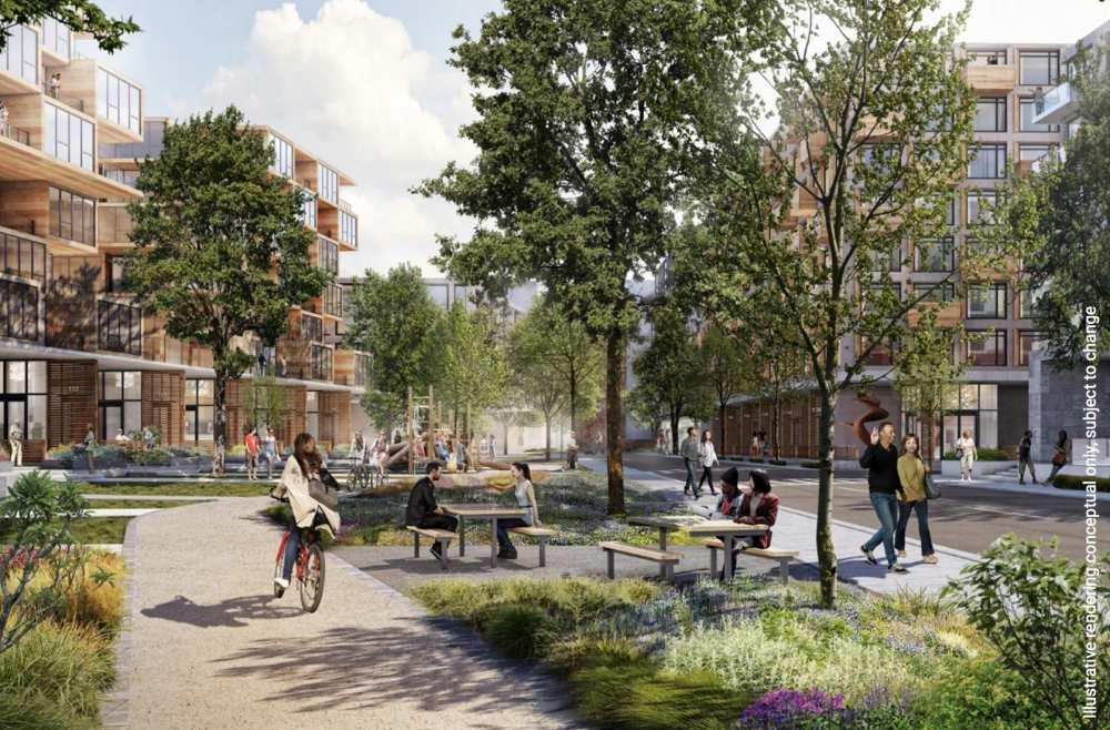 谷歌开发硅谷园区设计图流出:设8000套新住宅