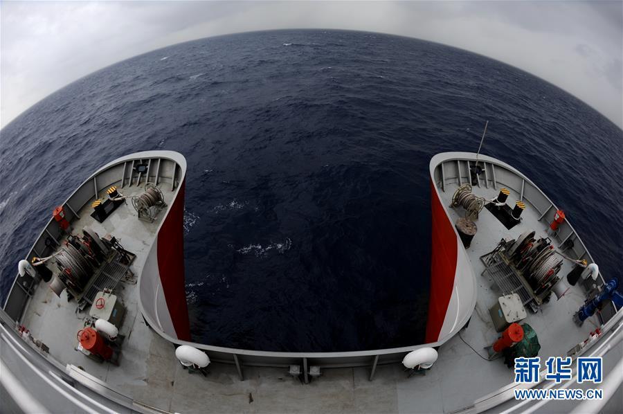 """""""这次出海,晕船的人有福了!""""——""""沈括""""号海洋科学调查船印象"""