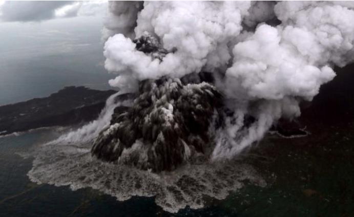 快讯:5名中国台湾公民在印尼海啸中失踪