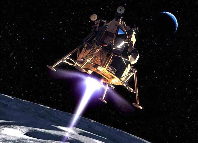 最新消息:嫦娥四号探测器成功实施环月降轨控制