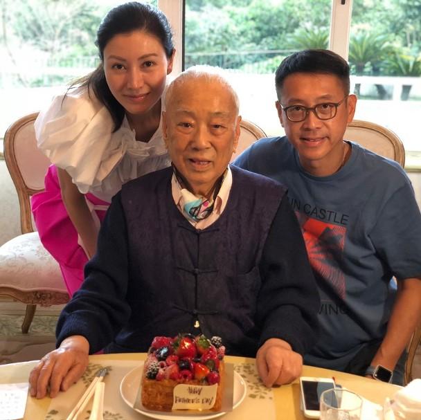 李嘉欣公公许世勋去世享年97岁 遗留数百亿资产