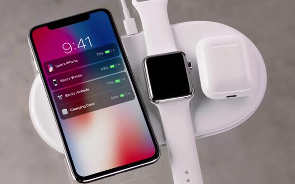 苹果还未放弃AirPower 相关新专利曝光
