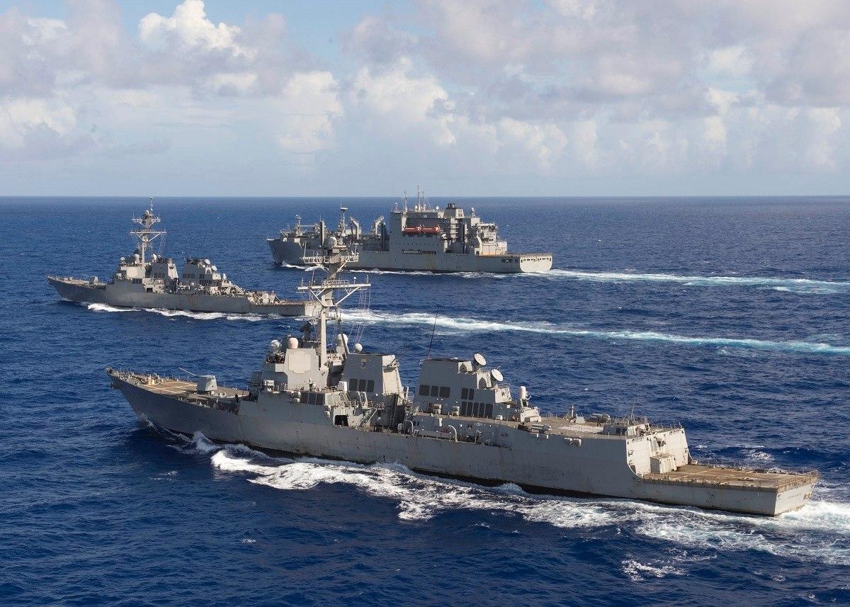 """美称将派军舰赴黑海 俄回应已做好""""迎接""""准备"""