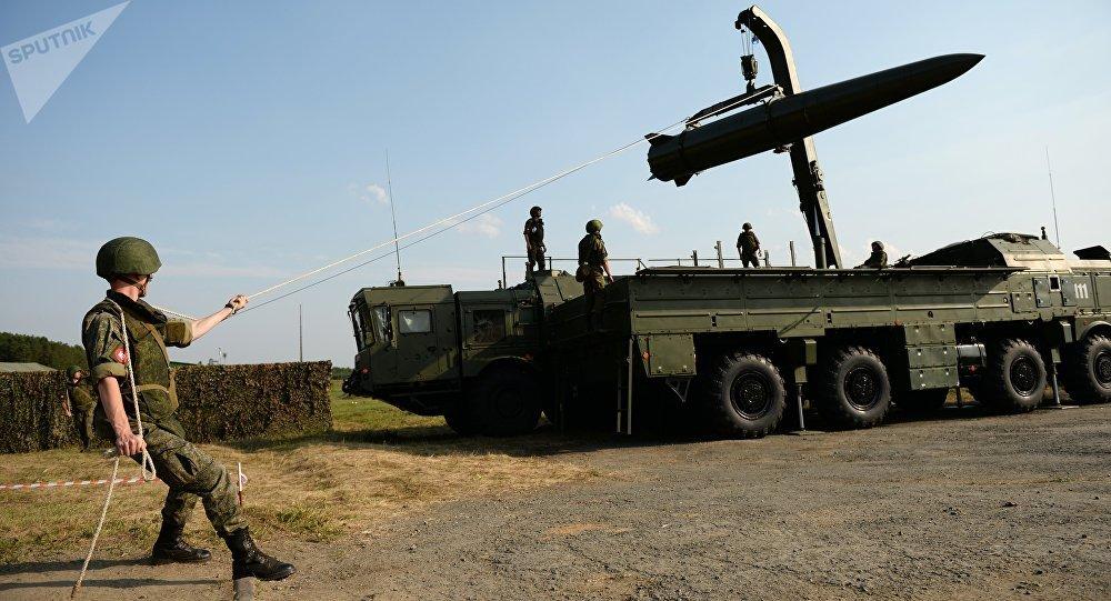 """俄议员:俄未进行过""""射程超500公里""""导弹试验"""