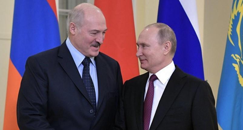 因为这件事,白俄罗斯总统卢卡申科向普京道歉了