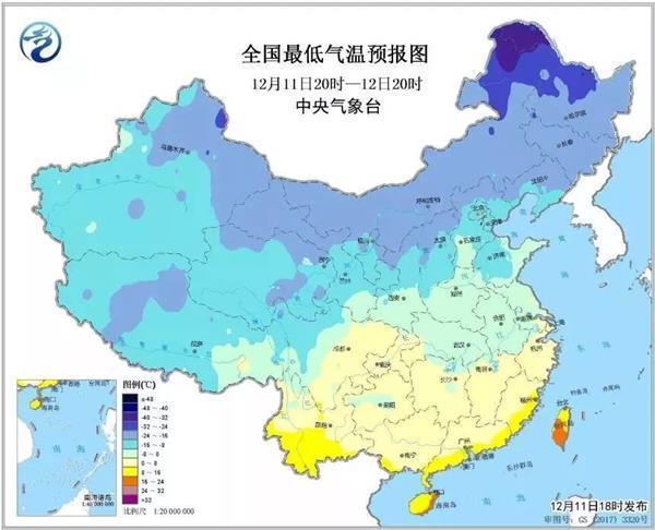 真尴尬:为什么广东都下雪了 北京却还在等?