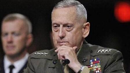美国签署从叙利亚撤军命令 下令者:即将离任的马蒂斯